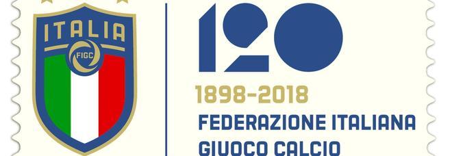 Figc, un francobollo celebra  i 120 anni della federazione