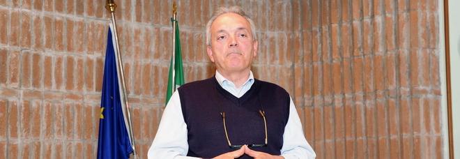 Il sindaco di Castelguglielmo Giorgio Grassia