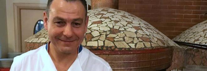 Enzo Feldi e la pizza da Grani Cerrani