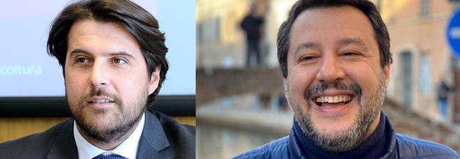 Junior Cally a Sanremo, Salvini: «Donne stuprate e usate come oggetti? Lo fai a casa tua». E con Buffagni è polemica social