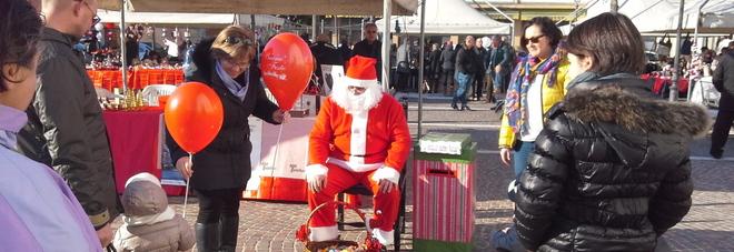 Vivi il Natale a Rosolina: ogni  giorno un'attrazione in centro
