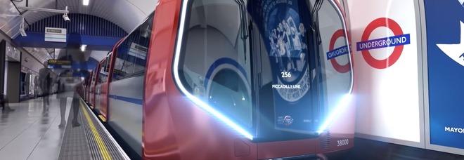 Treni nuovi, luci a led e aria condizianata: la Piccadilly Line di Londra guarda al futuro