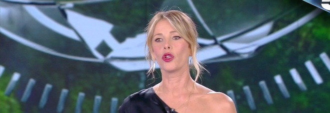 Isola , Alessia Marcuzzi furiosa