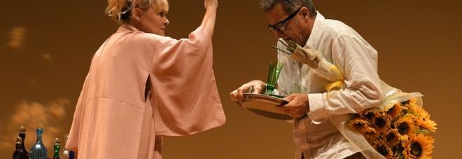 al Teatro Manzoni l'Anatra all'arancia la serve Luca Barbareschi