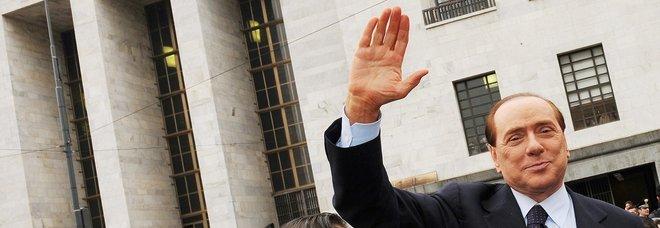 Berlusconi, la procura generale non si oppone alla riabilitazione