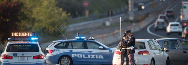 Scontro tra due auto vicino a Viterbo: cinque feriti, chiusa la statale