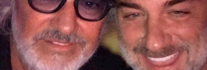 Gianluca Vacchi e Briatore amici per la pelle: «Nulla ci può fermare»