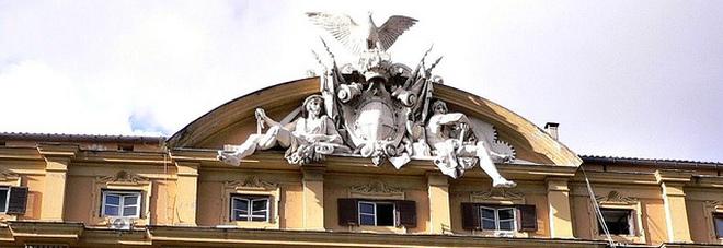 La sede del ministero dellEconomia