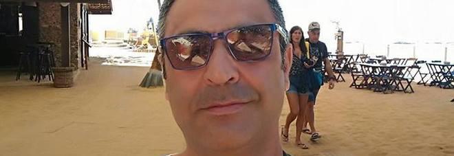 L'ex carabiniere Mario Simone