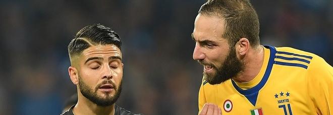 Juve-Napoli, gara scudetto Lazio e Inter vincono e tengono il passo Champions