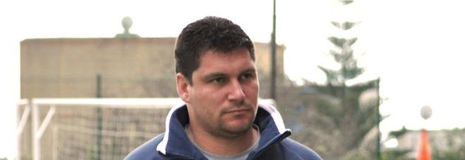 L'allenatore Gennaro Illiano della Sibilla Flegrea