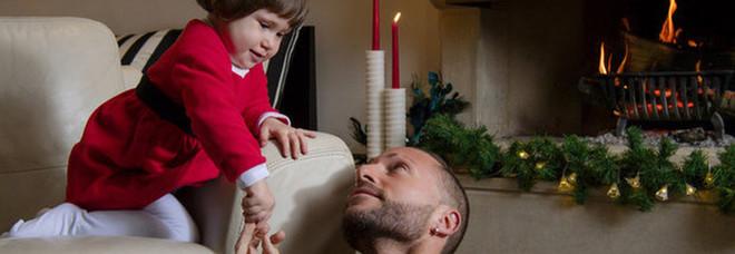 Ivan Cottini, papà ballerino malato di sclerosi multipla: «Un calendario con mia figlia Viola»