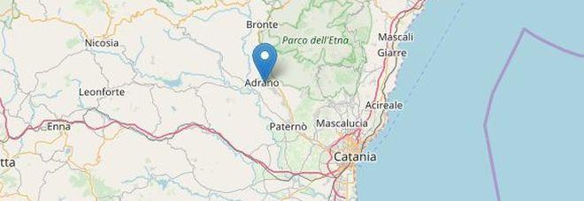 Terremoto di 3.9 in Sicilia: avvertito nella parte orientale dell'isola. Nella notte altra scossa di 3.0 in Friuli