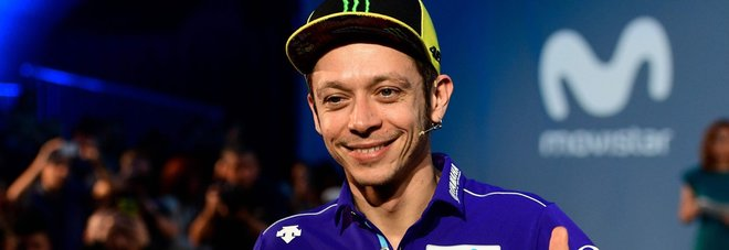 Valentino Rossi a Sky Racing team: «Sempre a tutto gas»