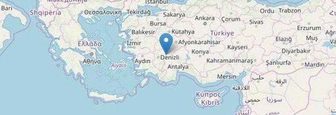 Terremoto, forte scossa di 6.0 in Turchia: attimi di terrore tra la popolazione