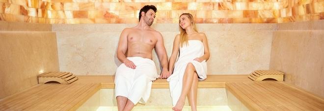 San Valentino, spa e centri benessere per risolvere la crisi di coppia