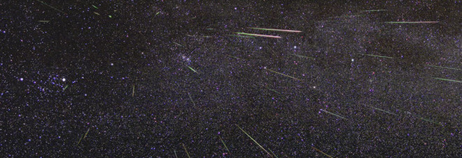 Geminidi, la notte di Santa Lucia illuminata dalle stelle cadenti d'Inverno