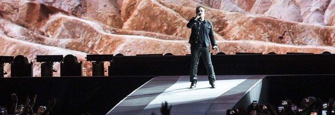 U2, nuova scaletta per il secondo concerto all'Olimpico di Roma - FOTO - VIDEO