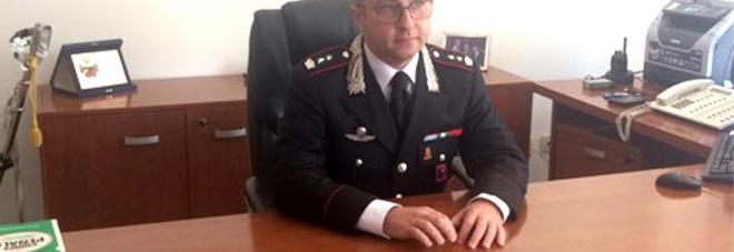 Il tenente colonnello Riccardo Barbera