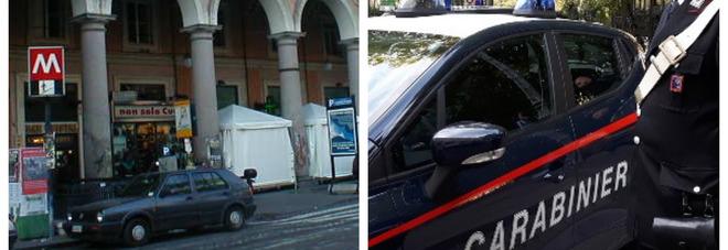 Choc in centro, donna di 75 anni violentata sotto i portici della piazza
