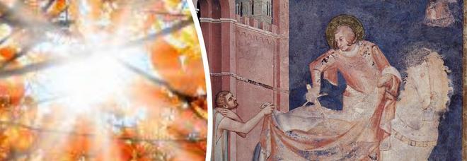 Estate di San Martino la leggenda: ecco perché si chiama così