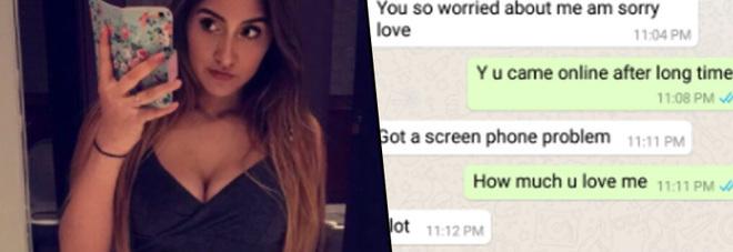 Si conoscono in chat: lui si innamora e le chiede di sposarla, poi accade l'imprevedibile