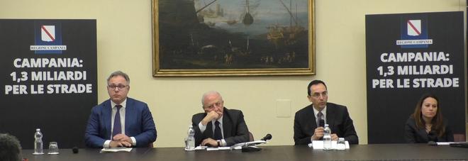 conferenza Regione Campania