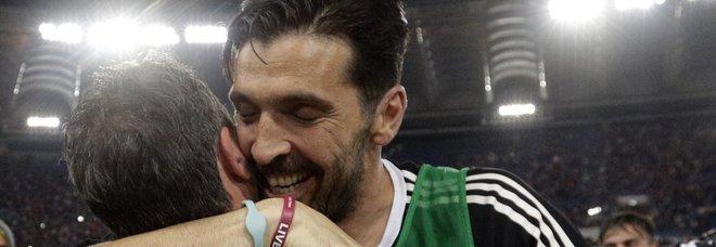 Il ritiro di Buffon: «Ho un po' di paura»