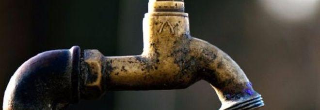 carenza idrica