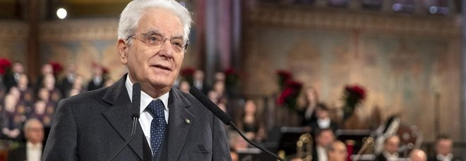 Il Presidente Mattarella ad Assisi