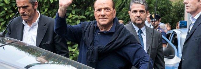 Silvio Berlusconi ricoverato al San Raffaele: esami di controllo per il leader di Forza Italia