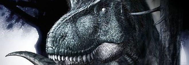 Visita guidata notturna al Cratere degli Astroni alla mostra I Dinosauri in carne ed ossa.