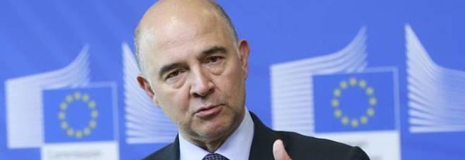 Moscovici: «Il tetto del 3% è regola comune e di buon senso»