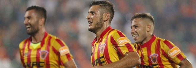 Benevento scopre Bandinelli:  «Grande Filippo, continua così»