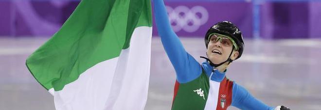 Chi è Arianna Fontana, l'atleta che ha vinto il primo oro azzurro alle Olimpiadi invernali