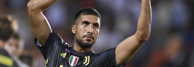 Juventus, Emre Can: «L'espulsione di Ronaldo non c'era al 100%. E non volevo offendere le donne»