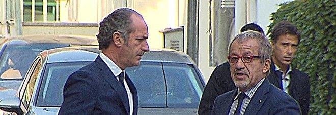 Luca Zaia e Roberto Maroni