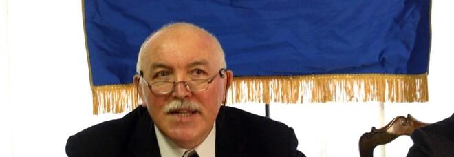 Il presidente dell'Aci Napoli Antonio Coppola