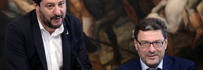 Manovra, così il siluro di Giorgetti lacera la tela anti-Ue di Salvini