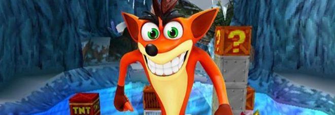 """Crash Bandicoot, la Sony annuncia il ritorno: """"Ecco quando arriveranno i remaster in HD"""""""