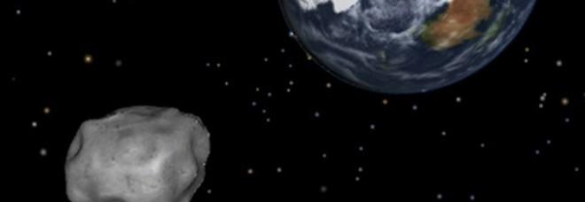 Asteroide in arrivo nelle prossime ore: «Passerà molto vicino alla terra»