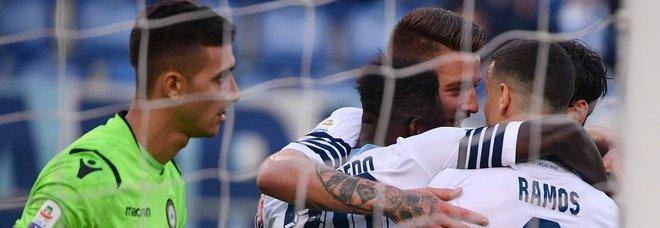 Lazio - Udinese 2-0