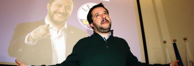 Salvini in tour per ringraziare gli elettori: domani in Veneto e Trentino