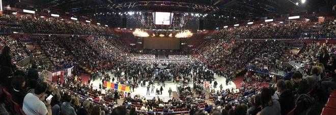 Jovanotti Live al Forum di Assago a Milano: La prima