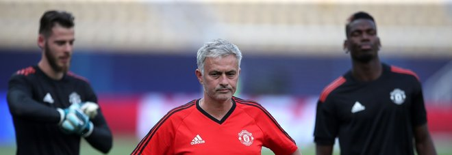 Supercoppa Europea al caldo bollente, Mourinho: «A Manchester piove. Bale? se vuole venire da noi..»