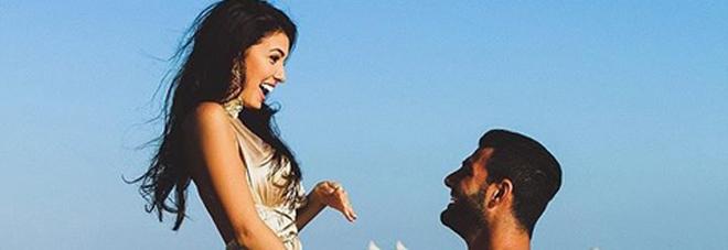 """Fiori d'arancio a """"Uomini e donne"""", Clarissa Marchese e Federico Gregucci si sposano: """"Si perchè..."""""""