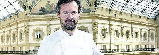Carlo Cracco si confessa: «Ho perduto una stella ma trovato un ristorante»