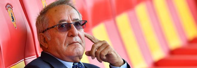 Vigorito: «Benevento pronto a ripartire ma servirà aiuto della Figc»