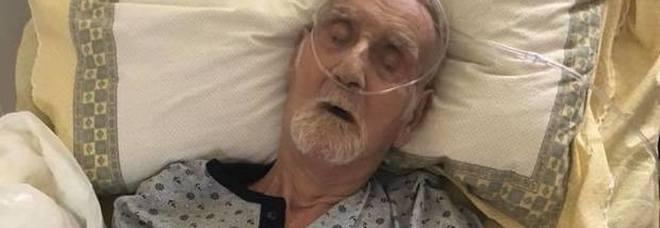 Morto Nonno Mariano: fu sfrattato da casa, il suo dramma raccontato alle Iene