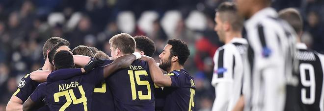 Juve-Tottenham 2-2: Higuain delizia e croce, doppia rimonta degli Spurs